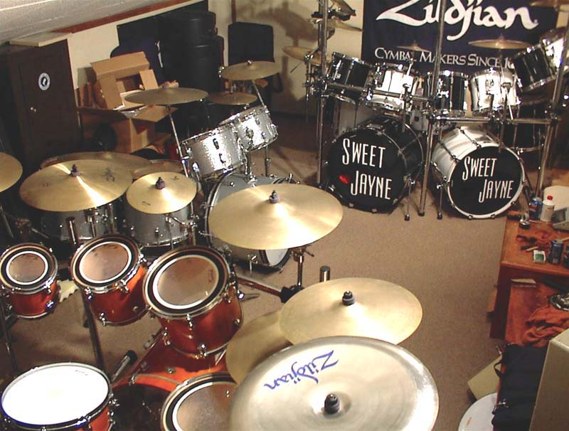 """Welcome to """"The Drum Loft"""""""