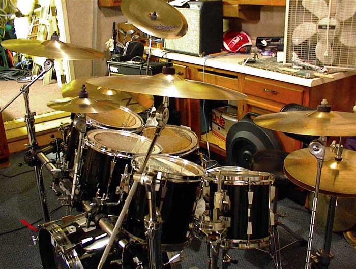 Rockstar DX Kit - Practice Rig at Sweet Jayne Rehearsal Studio